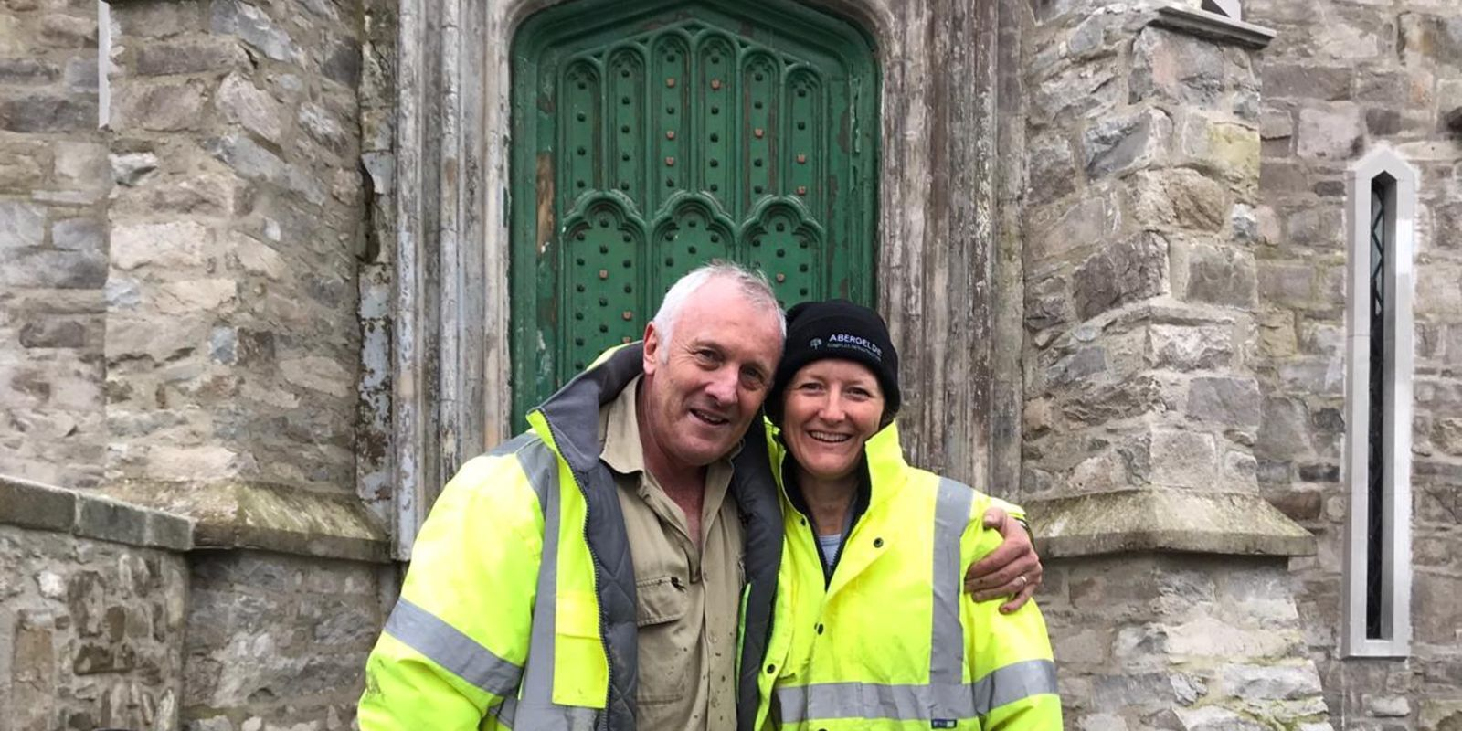 The owners of Killeavy Castle Estate 3